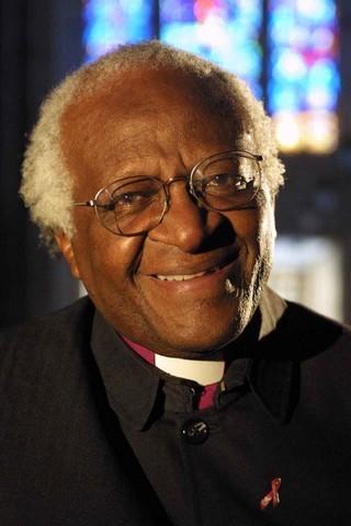 Le prix nobel de la paix, Desmond Tutu (c) Benny Gool