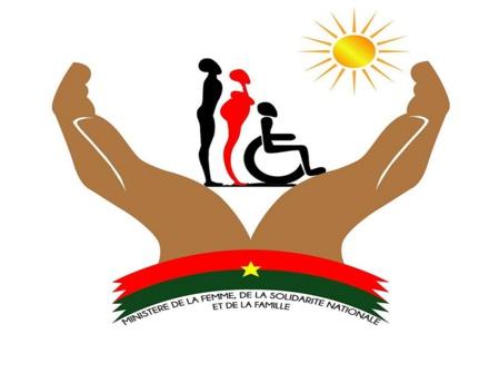 Logo du 8 mars (c) Photo courtoisie, ministère en charge de la Femme