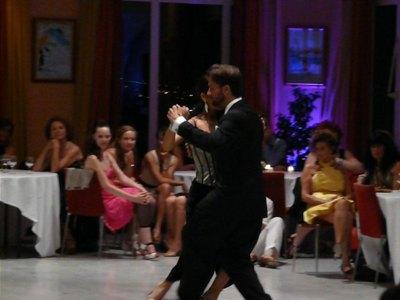 Rosanna Gaetano et Alberto Bosi (c) Islem Salmi