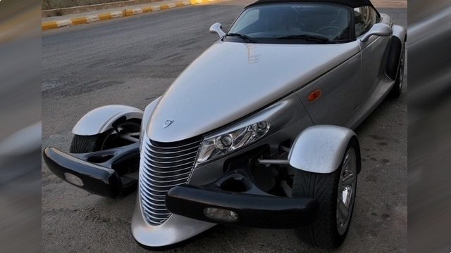 Plymouth Prowler 2002. Photo (C) Ibrahim Chalhoub.