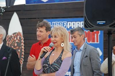 Agostino Pesce, Lilas Spak, Gilles Stellardo