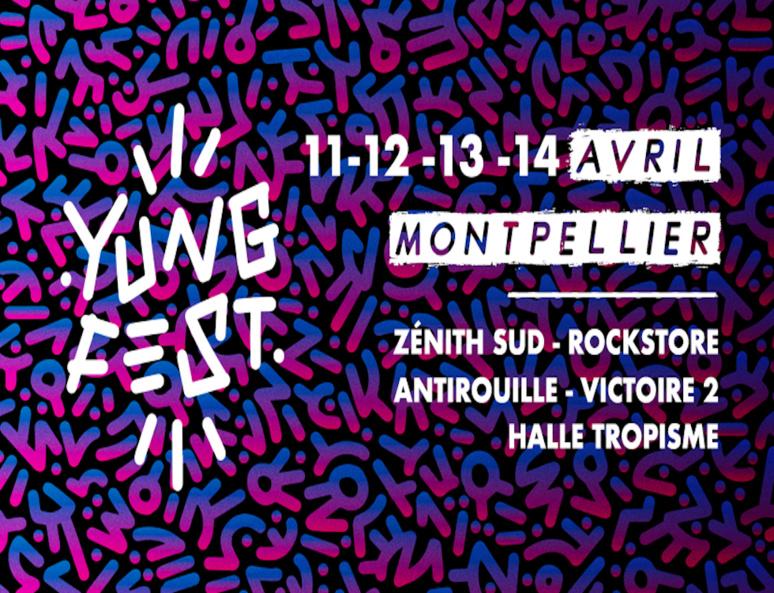 Yung Fest : la culture urbaine célébrée à Montpellier (c) Yung Fest
