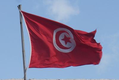 Drapeau tunisien (c) Syromaniac