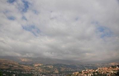 Panique sur les toits ! Photo (C) Ibrahim Chalhoub.
