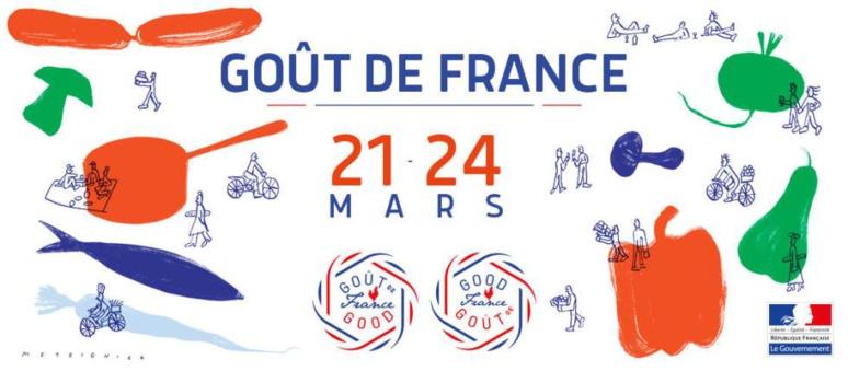 Goût de France/Good France, du 21 au 24 mars 2019. Photo (c) Good France