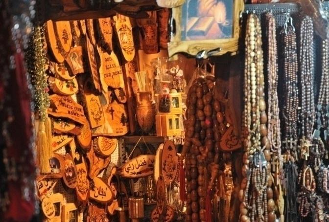 Fabriqués en bois de cèdre ! Photo (C) Ibrahim Chalhoub