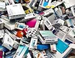 Médicaments. Photo (c) William Hamon