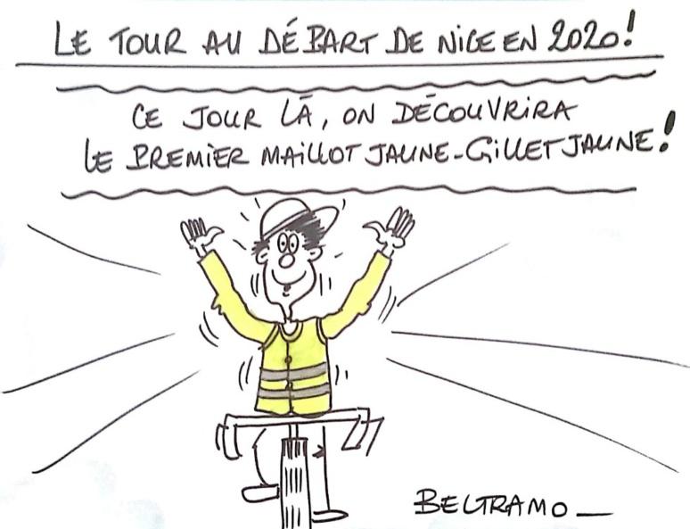 Tour de France 2020: une promenade pour les Anglais?