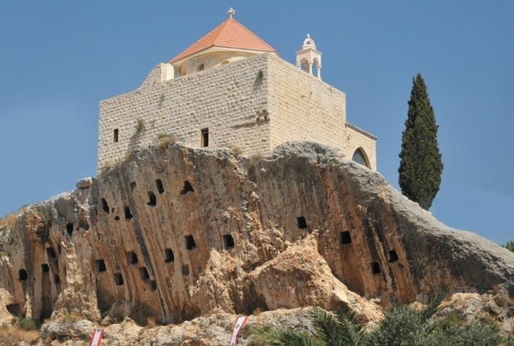 Sur les cryptes de l'histoire ! Photo (C) Ibrahim Chalhoub