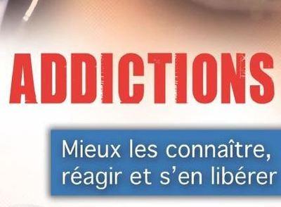 """Cliquez sur l'image pour commander le livre 'Les addictions"""" en ligne sur amazon"""
