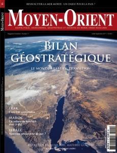 Moyen-Orient Bilan géostratégique et monde arabe en transition