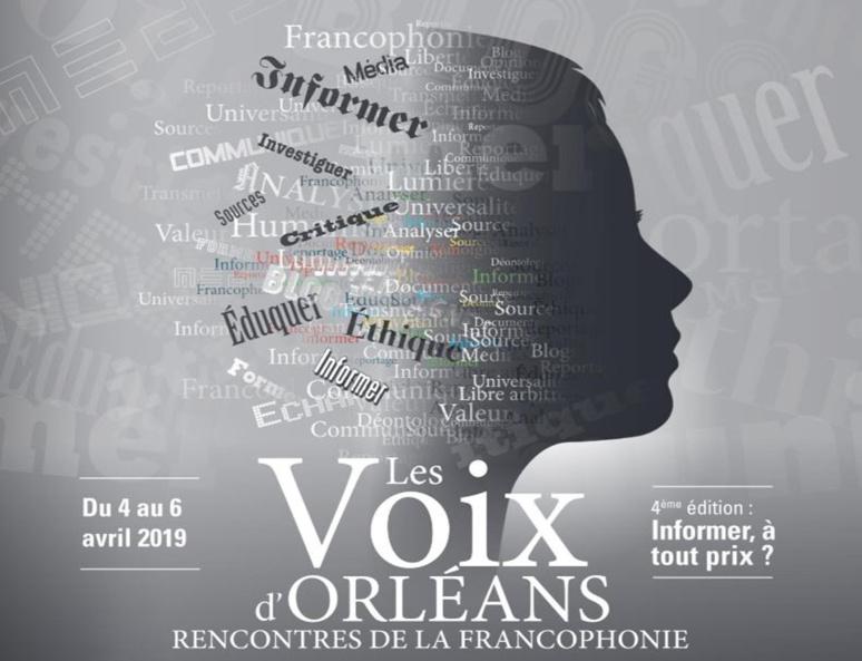 Affiche officielle de la manifestation. Photo (c) Orléans Métropole
