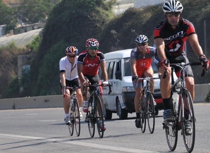 Du sport en toute vigilance ! Photo (C) Ibrahim Chalhoub