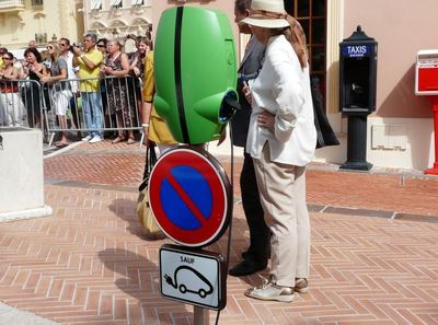 Borne de recharge de véhicule électrique (c) Islem Salmi