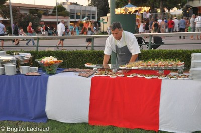 Clôture du World Summer Cup à l'Hippodrome Côte d'Azur