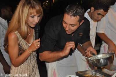 La semaine de la gastronomie franco-russe à Cannes