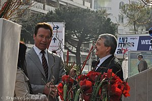 Arnold Schwarzenegger - Paul Zilk