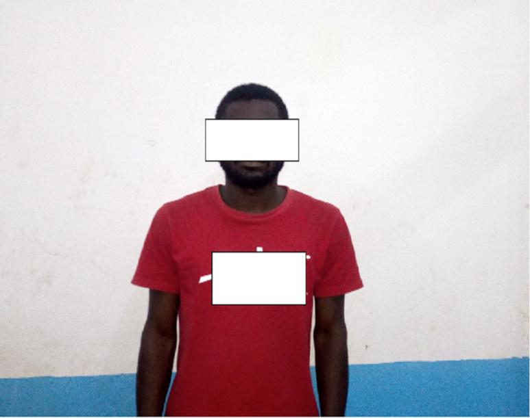 Mamadou avait quitté la Guinée  fin 2017 pour l'Europe, via le Mali, l'Algérie, la Libye puis la Méditerranée. Dans le désert, les prisons libyennes et en mer, il a échappé à la mort. Il a été rapatrié en 2018 par l'OIM (c) Boubacar Barry