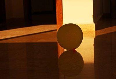 Seul à l'ombre du silence ! Photo (C) Ibrahim Chalhoub