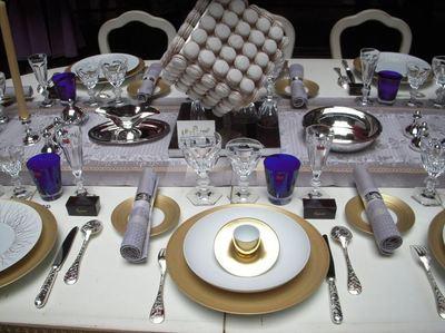 Table d'exception des Entreprises du Patrimoine Vivant (c) Jean-Louis Courleux
