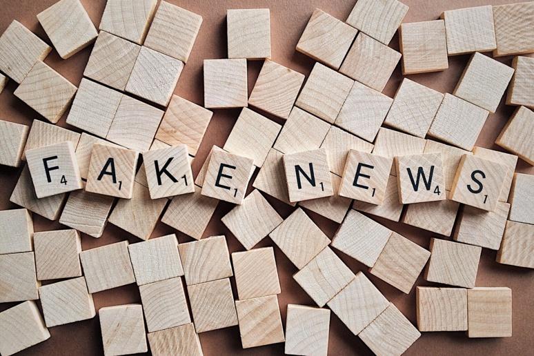 Des fake news peuvent en cacher une autre, moins facilement décelable. / (c) Pixabay