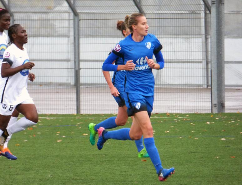 Grenoble D2 Féminine (c) alainalele