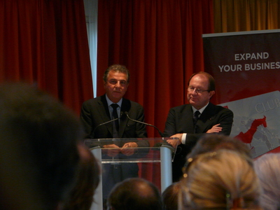 Michel Dotta et Marco Piccinini (c) Islem Salmi