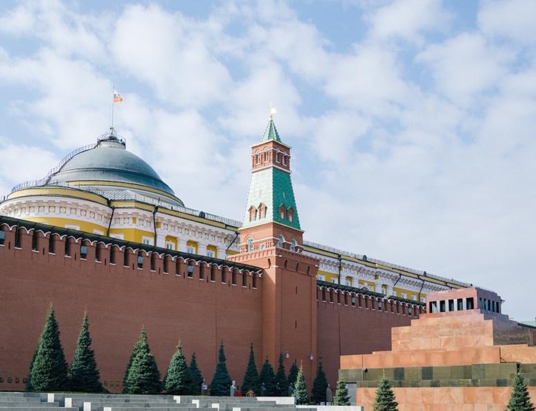 Kremlin (lieu de pouvoir russe) (c) Joneybrain
