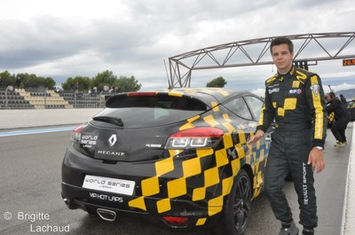 RENAULT WORLD SERIES sur le circuit Paul Ricard au Castellet