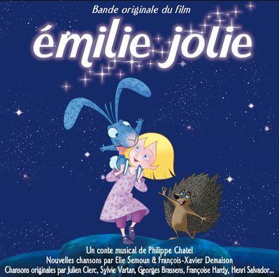 Elie Semoun et François Xavier Demaison chantent Emilie Jolie