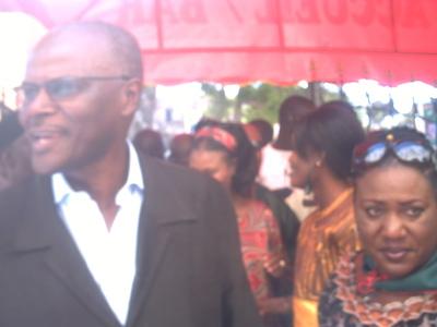 Ousmane Tanor Dieng (c) Elhadji Babacar Mbengue