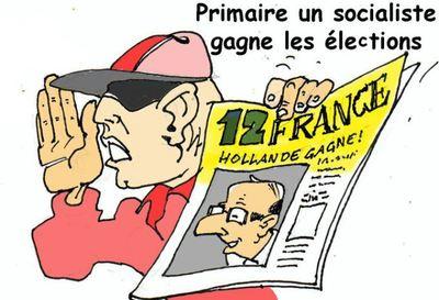 Les socialistes a la fête... Ils attendaient cela depuis l'élection de Mitterrand! (c) Art-Stok