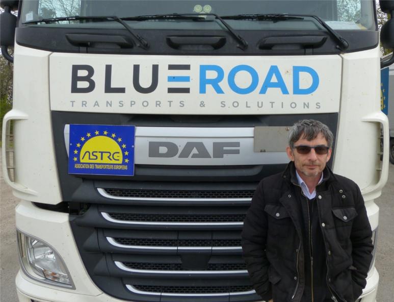 Raphaël Paitier, directeur de Blueroad. Photo (c) Arnaud Gicquello.