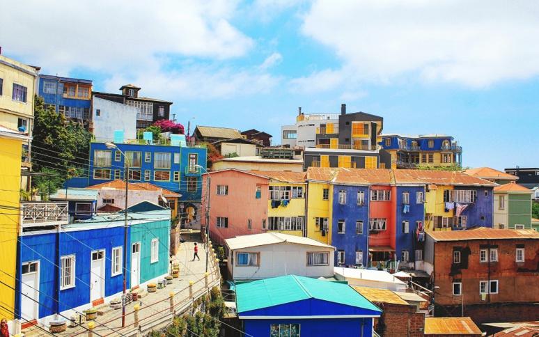 Un quartier coloré pour une fête des voisins réussie / (c) Unsplash