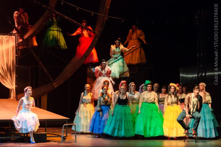 Donizetti s'invite au Luna Park (c) DR