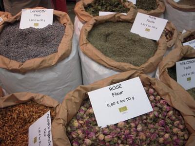 Plantes aromatiques et médicinales (c) Jean-Louis Courleux