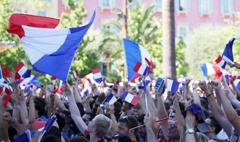 """Coupe du monde féminine 2019 : les """"Bleues"""" auront besoin du soutien des Français... et des Françaises ! Photo (c) Jean-François Fournier-Flickr"""