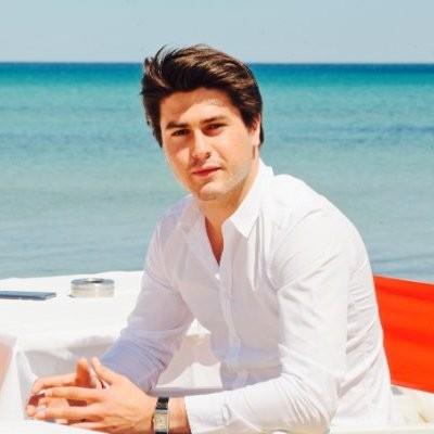 Sacha Dufrêne, propriétaire et chargé de marketing et développement de la La Tarte Tropezienne.