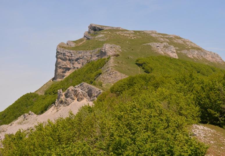 Le roc de Toulau (c) Frédérique Gelas