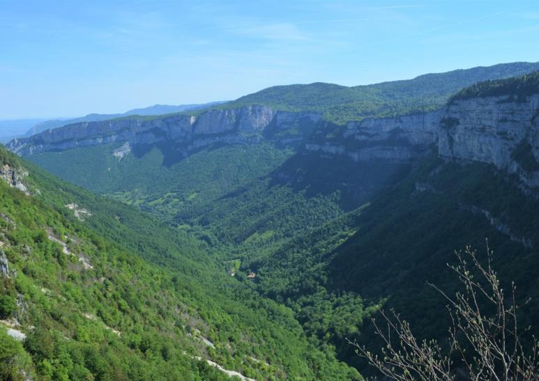 En direction du plateau d'Ambel (c) Frédérique Gelas