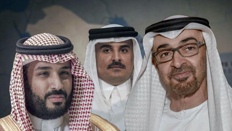 Rivalités des nouveaux princes du Golfe