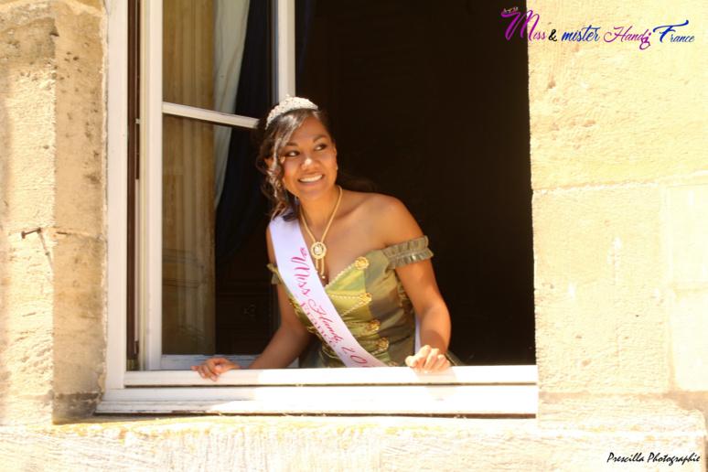 Monique, sous l'objectif de Prescilla. Photo (c) Prescilla Diot