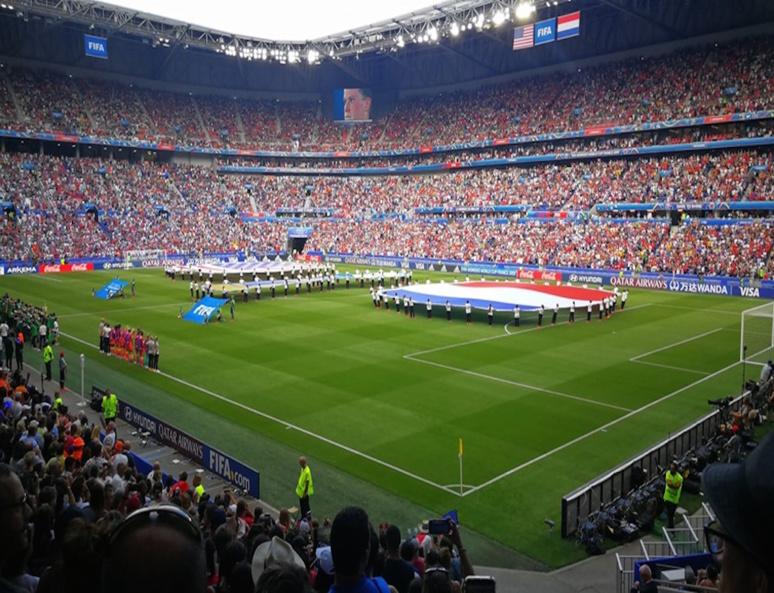 Parc OL Finale Coupe du Monde (c) Mélodie Carré
