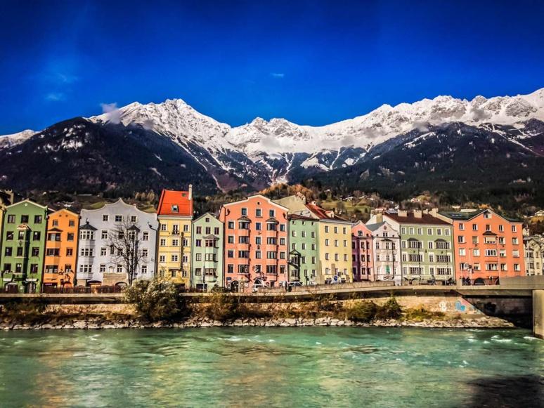 Innsbruck, la capitale du Tyrol accueille chaque année les Innsbrucker Festwochen der Alten Musik (c) DR