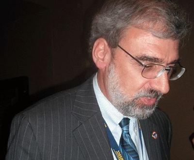 Jon Lane, Directeur exécutif du Conseil de Concertation pour l'approvisionnement en eau et l'assainissement ((WSSCC)