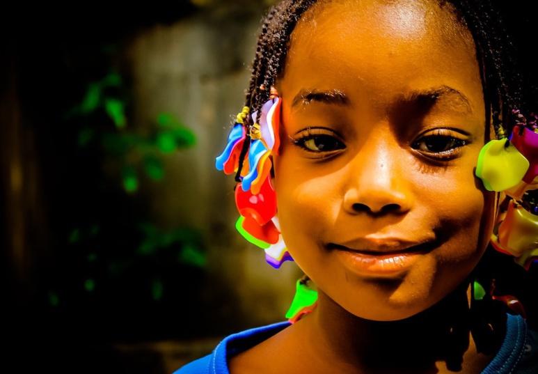 Enfant africain (c) Kassoum Kone sur Pixabay