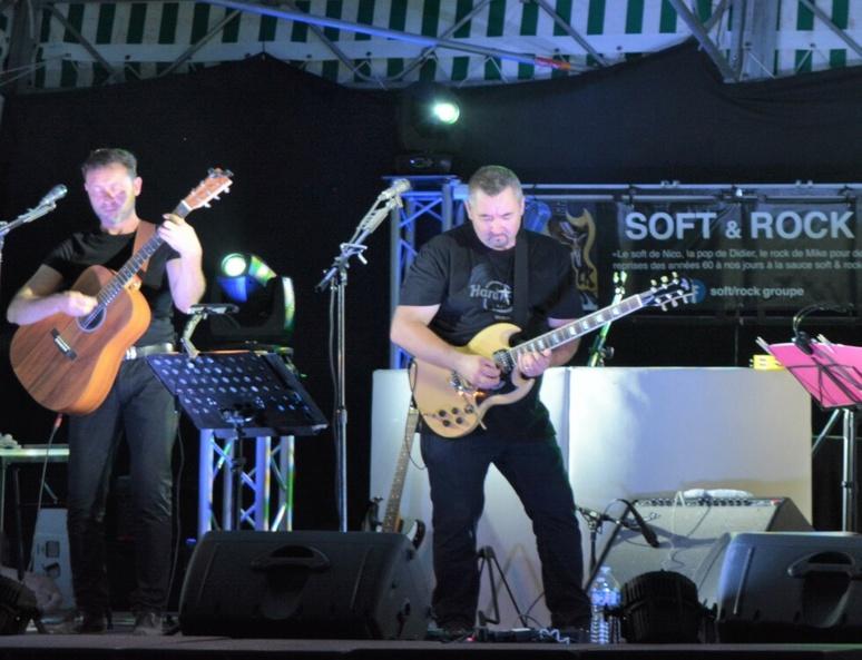 Soft & Rock en scène (c) Frédérique Gelas