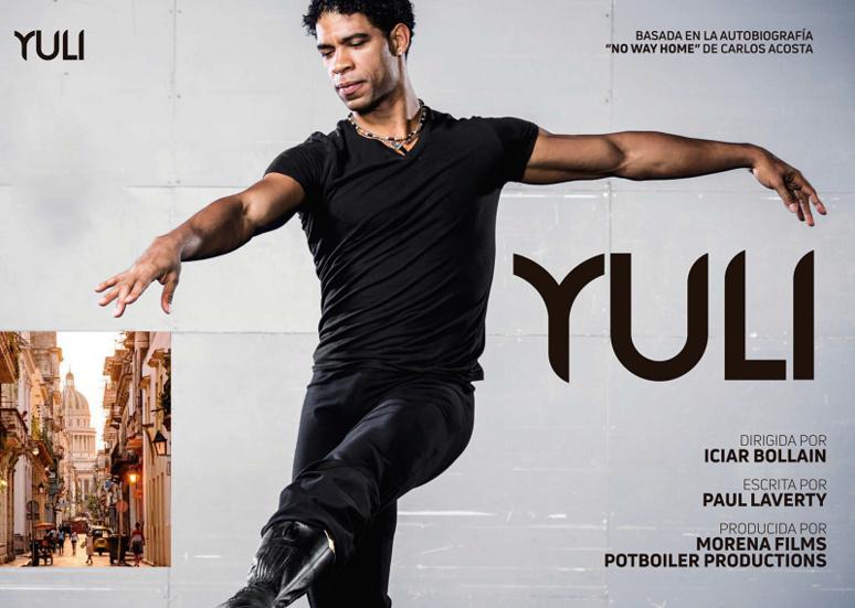 La vie d'un grand danseur classique cubain, c'est assez rare pour en faire un film (c) DR