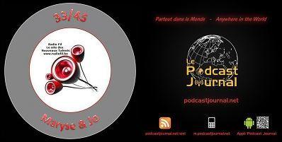 Emission à podcaster - 33/45 spéciale cinéma