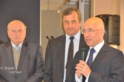 Alain Frère - Claude Batel - Eric Ciotti